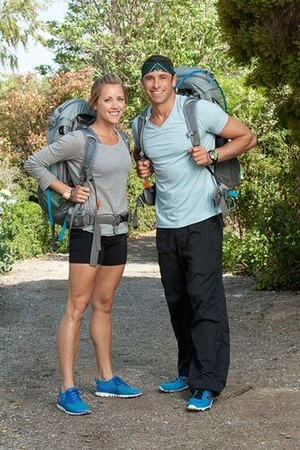 "Abigail ""Abbie"" Nabel and Ryan Danz (The Amazing Race 21)"