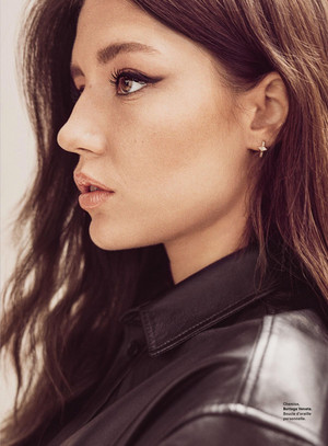 Adele Exarchopoulos - Grazia France Photoshoot - 2019