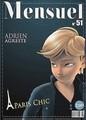 Adrien Agreste  - adrigami fan art