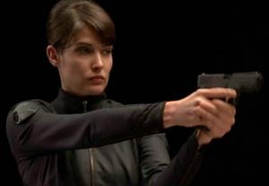 Agent Maria hügel