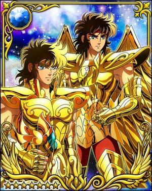 Aiolos and Aiolia