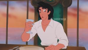 Aladin as Eric