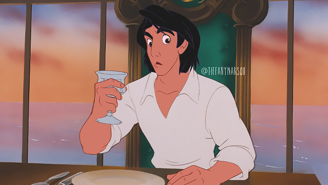 Aladdin as Eric