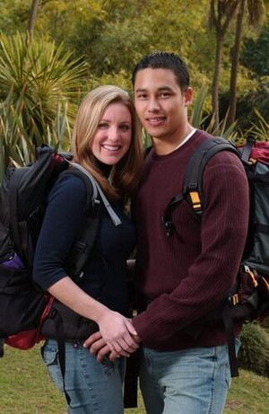 Alison Irwin and Donny Patrick (The Amazing Race 5)