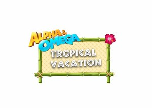 Alpha and Onega 9 Tropical Vacation Logo leak
