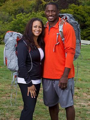 Amani and Marcus Pollard (The Amazing Race 19)