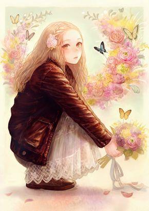 জীবন্ত Girl