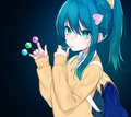 Anime Girl - anime photo