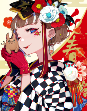 日本动漫 Girl