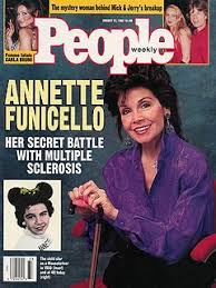 Annette Funnicello On The Cover Of People Magazine