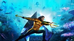 Aquaman Wallpaper