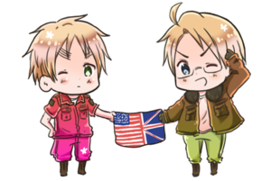 Arthur and Alfred