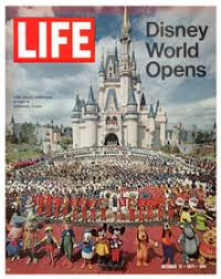 artikulo Pertaining To 1971 Grand Opening Of Disney World