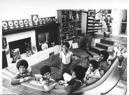 At Home With The Jackson 5