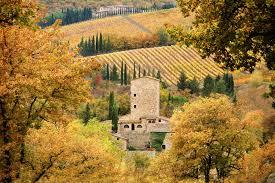Autumn In Tuscanny