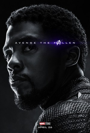 Avenge The Fallen (Black Panther)