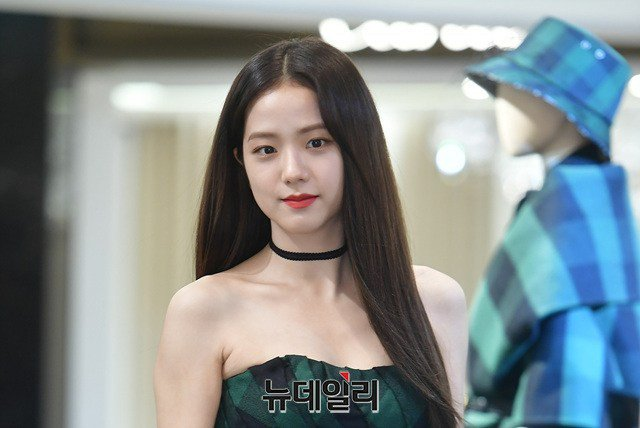 BLACKPINK Jisoo Attends Dior Pop-up Store Opening Event 2019
