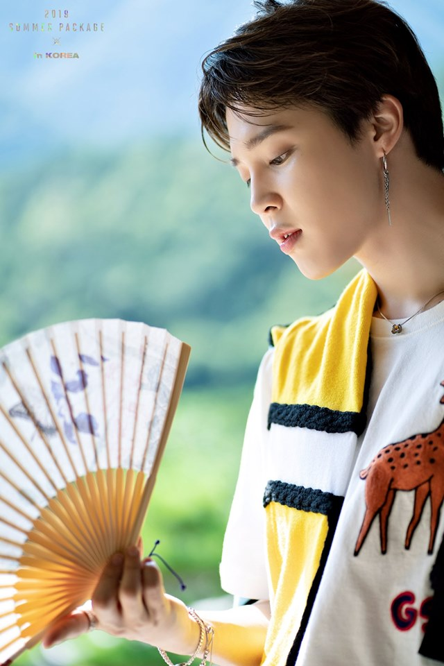 BTS 2019 SUMMER PACKAGE in KOREA