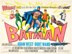 ব্যাটম্যান Film poster (British)