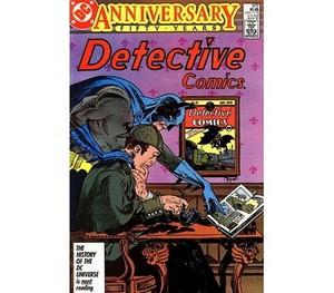 Batman Sherlock Holmes Comic