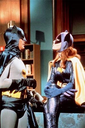 ব্যাটম্যান and Batgirl