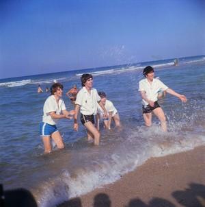 de praia, praia Beatles pt 2🏊♂️