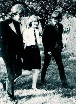 Beatles with a অনুরাগী