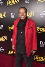 Billy Dee Williams 2018 Solo Movie Premiere