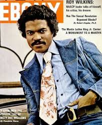 Billy Dee Williams On The Cover Of Ebony