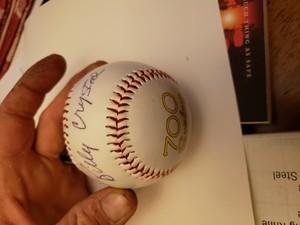 Billy crystal baseball