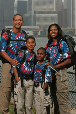 Black Family (The Amazing Race: Family Edition)