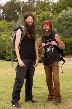 Brandon Squyers and Adam Switzer (The Amazing Race 23)