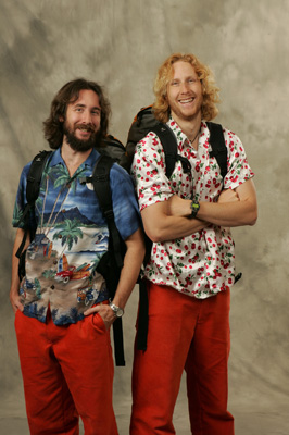 "Brian Jeffrey ""BJ"" Averell and Tyler Macniven (The Amazing Race 9)"