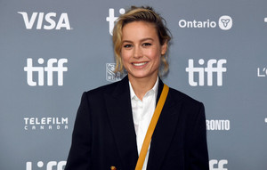 "Brie Larson 2019 ""Just Mercy"" Press Conference"