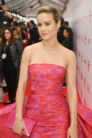 Brie Larson 2019 Toronto International Film Festival