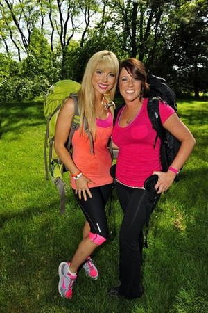 Brook Roberts and Claire Champlin (The Amazing Race 17)