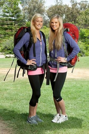 Caitlin King and Brittany Fletcher (The Amazing Race 21)