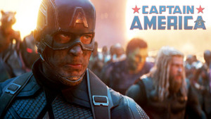 Captain America in Avengers: Endgame (2019)