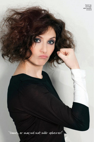 Carice van Houten - Personal Style Photoshoot - 2013