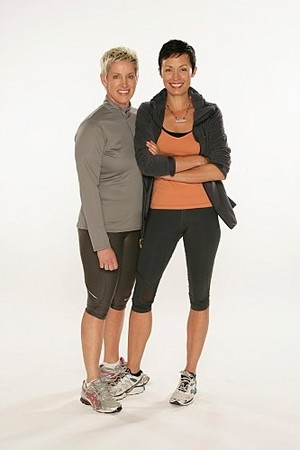 Carol Rosenfeld and Brandy Snow (The Amazing Race 16)