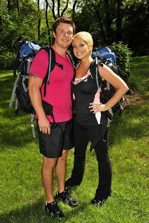 Chad Waltrip and Stephanie Smith (The Amazing Race 17)