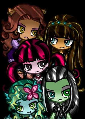 chibi monster high