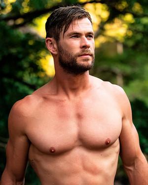 Chris Hemsworth for Swisse Wellness (2019)
