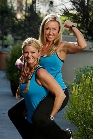 Christie Volkmer and Jodi Wincheski (The Amazing Race 14)