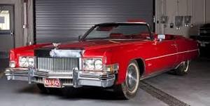Chuvk Berry's 1973 Cadillac El Dorado