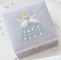 Cinderella Jewelry Box