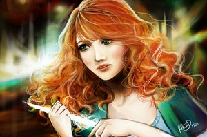 Clary Fray Drawing
