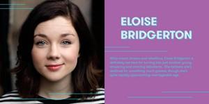 Claudia Jessie cast as Eloise Bridgerton