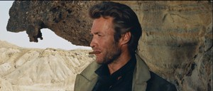 Clint in The Good the Bad and the Ugly (1966)