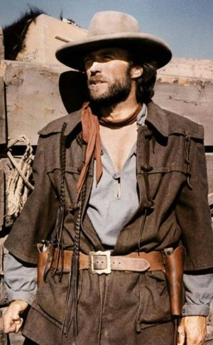 Clint in The Outlaw Josey Wales
